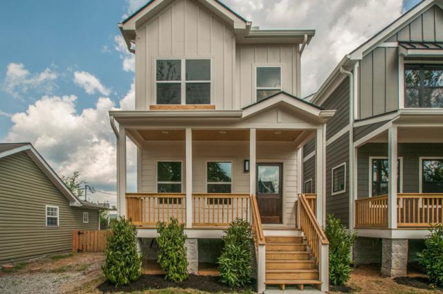 6204 B New York Ave, Nashville, TN 37209 (MLS #1973264) :: John Jones Real Estate LLC