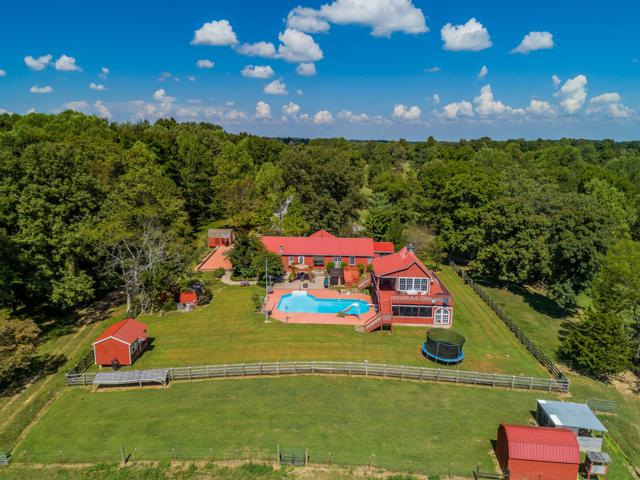 1734 Mcmahan Hollow Rd, Pleasant View, TN 37146 (MLS #1973499) :: The Matt Ward Group