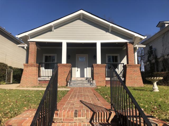 903 Chicamauga Ave, Nashville, TN 37206 (MLS #1974659) :: John Jones Real Estate LLC