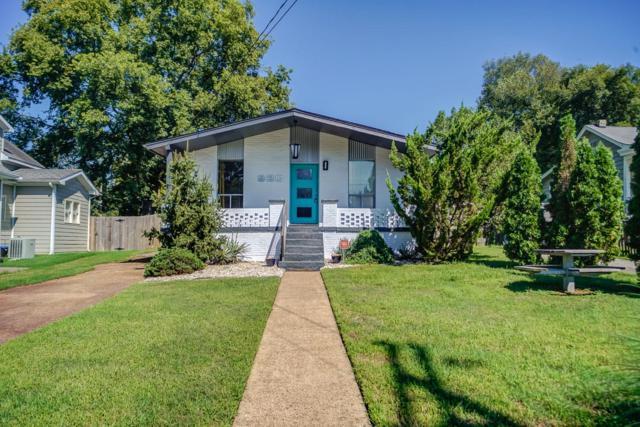 930 Benton Ave, Nashville, TN 37204 (MLS #1974880) :: REMAX Elite