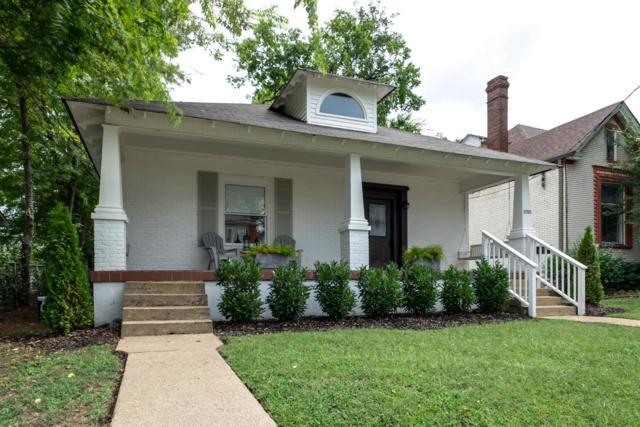1018 15th Ave S, Nashville, TN 37212 (MLS #1977391) :: John Jones Real Estate LLC