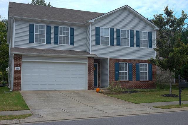 616 Elderberry Way, Murfreesboro, TN 37128 (MLS #1977677) :: EXIT Realty Bob Lamb & Associates
