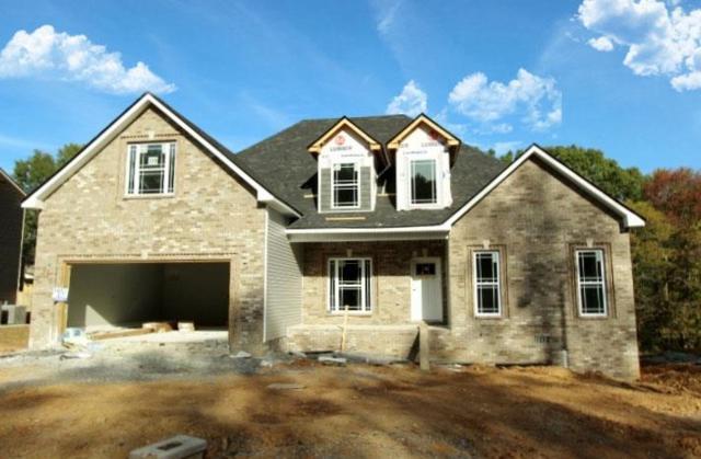 10 Sango Mills, Clarksville, TN 37043 (MLS #1978280) :: John Jones Real Estate LLC