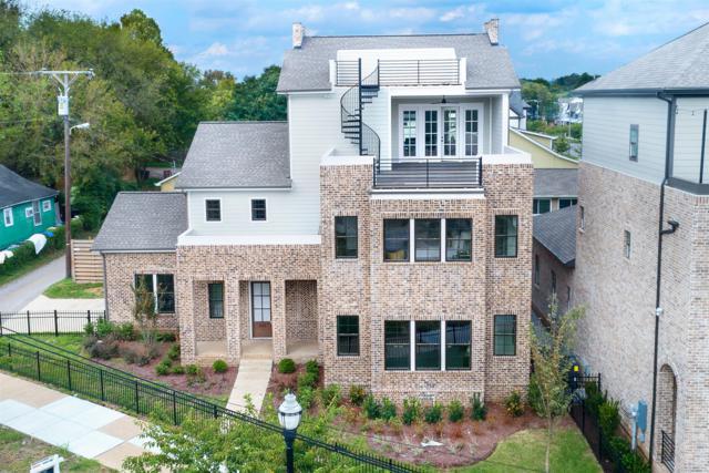 1012 Monroe St, Nashville, TN 37208 (MLS #1979211) :: John Jones Real Estate LLC