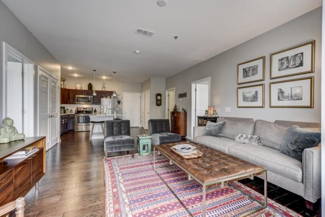 1122 Litton Ave #206, Nashville, TN 37216 (MLS #1979560) :: The Milam Group at Fridrich & Clark Realty