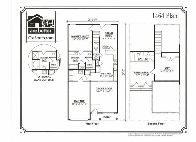 3550 Nightshade Drive/Lot 335 #335, Murfreesboro, TN 37128 (MLS #1980001) :: Team Wilson Real Estate Partners
