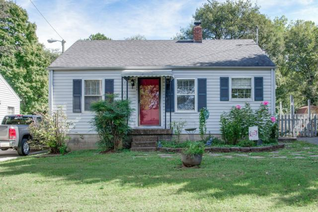 2204 Burbank Ave, Nashville, TN 37210 (MLS #1980139) :: The Easling Team at Keller Williams Realty