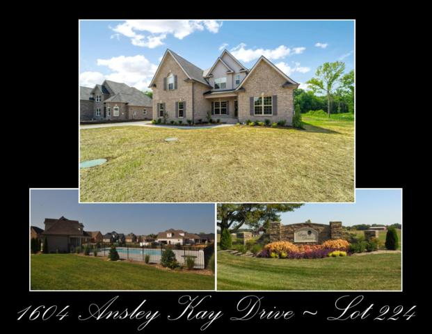 1604 Ansley Kay Drive - 224, Christiana, TN 37037 (MLS #1980533) :: REMAX Elite