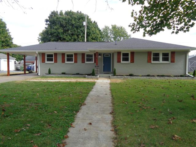 818 Gilbreath Dr, Lawrenceburg, TN 38464 (MLS #1981024) :: Nashville on the Move