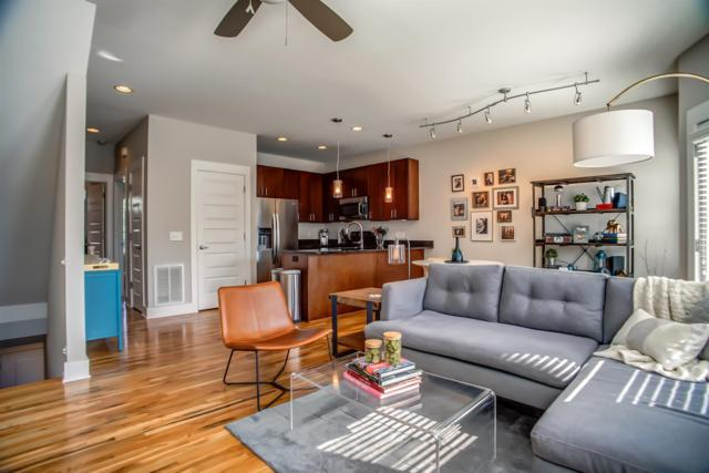1701 6Th Ave N Unit 3, Nashville, TN 37208 (MLS #1981571) :: Oak Street Group