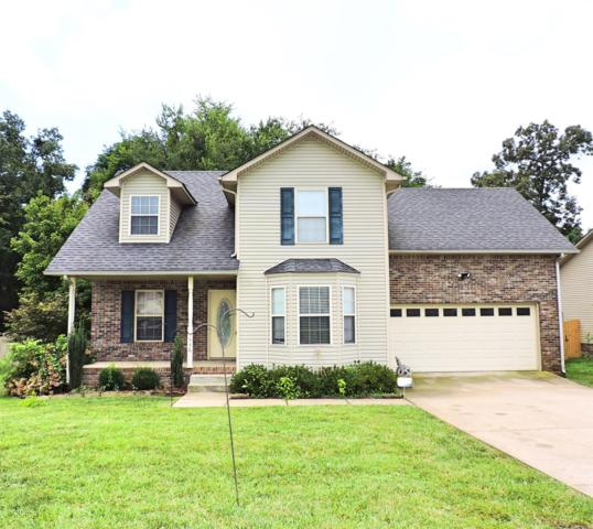 1536 Apache Way, Clarksville, TN 37042 (MLS #1981636) :: The Milam Group at Fridrich & Clark Realty