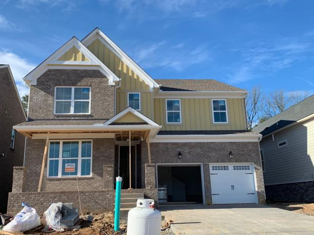 3060 Elliott Drive #78, Mount Juliet, TN 37122 (MLS #1982193) :: John Jones Real Estate LLC