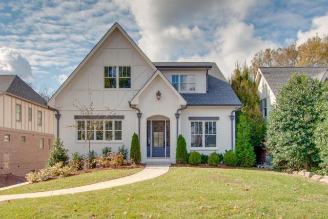 205 Leonard Ave, Nashville, TN 37205 (MLS #1983215) :: John Jones Real Estate LLC