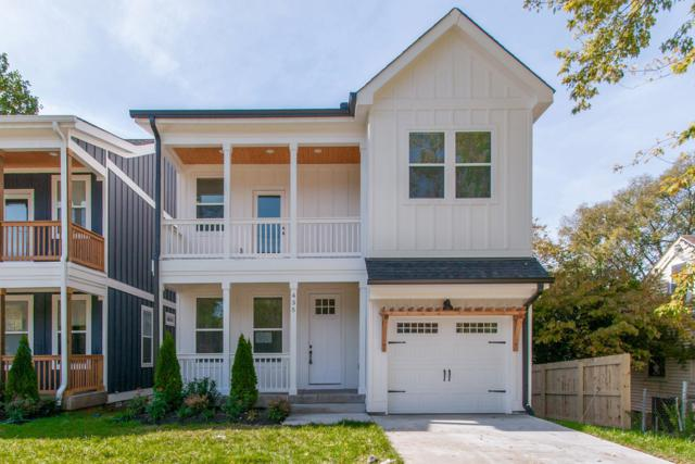 435 Westboro Dr, Nashville, TN 37209 (MLS #1984331) :: Group 46:10 Middle Tennessee