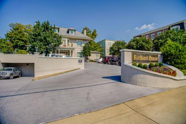 3626 West End Ave #301, Nashville, TN 37205 (MLS #1984433) :: The Milam Group at Fridrich & Clark Realty
