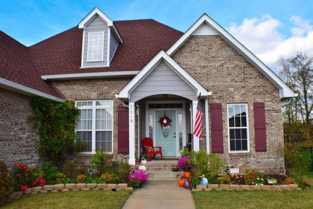 1349 Judge Tyler Dr, Clarksville, TN 37043 (MLS #1984907) :: Ashley Claire Real Estate - Benchmark Realty