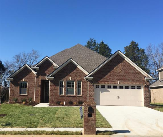 1425 Burrows Avenue 112 Cho, Murfreesboro, TN 37128 (MLS #1986576) :: Ashley Claire Real Estate - Benchmark Realty