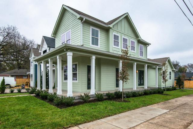 1 Claiborne Street, Nashville, TN 37210 (MLS #1987285) :: RE/MAX Choice Properties