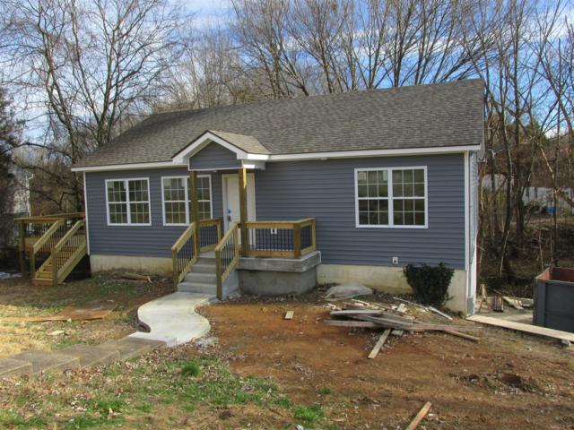 1524 Cherry Tree Dr, Clarksville, TN 37042 (MLS #1987987) :: John Jones Real Estate LLC