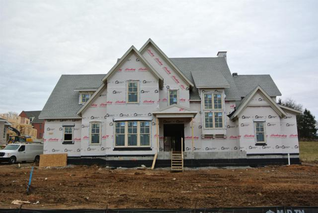 9233 Lehigh Drive  (Lot #72), Brentwood, TN 37027 (MLS #1988345) :: John Jones Real Estate LLC