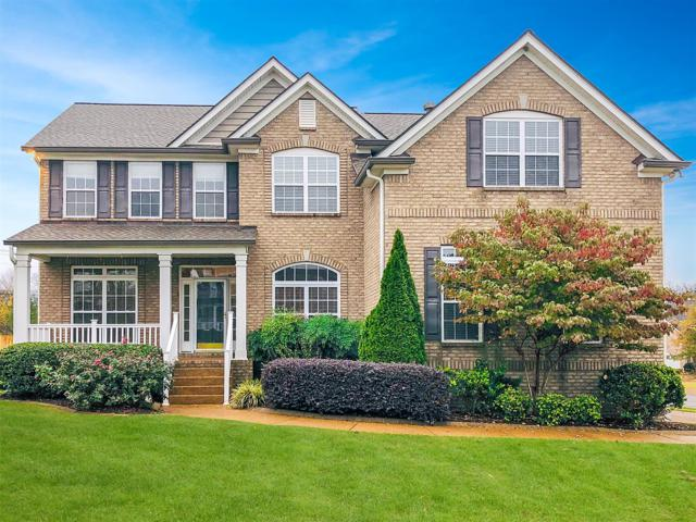 815 Alex Way, Mount Juliet, TN 37122 (MLS #1988667) :: John Jones Real Estate LLC