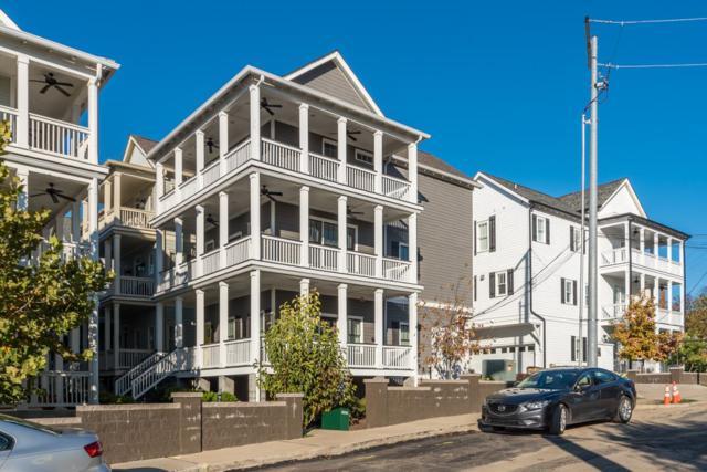 204 Burns Ave Apt 6, Nashville, TN 37203 (MLS #1988710) :: Ashley Claire Real Estate - Benchmark Realty