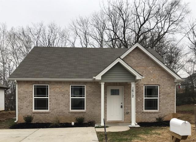 1612 Mantlo St, Springfield, TN 37172 (MLS #1988897) :: Team Wilson Real Estate Partners