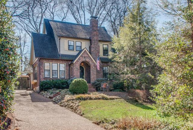 2805 Westwood Ave, Nashville, TN 37212 (MLS #1988960) :: Ashley Claire Real Estate - Benchmark Realty
