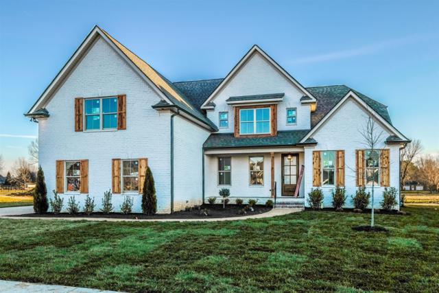 2029 Autumn Ridge Way (Lot 224), Spring Hill, TN 37174 (MLS #1989354) :: John Jones Real Estate LLC