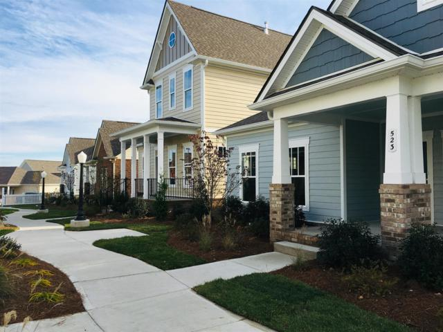 523 Pleasant Street #128, Nolensville, TN 37135 (MLS #1989477) :: Clarksville Real Estate Inc