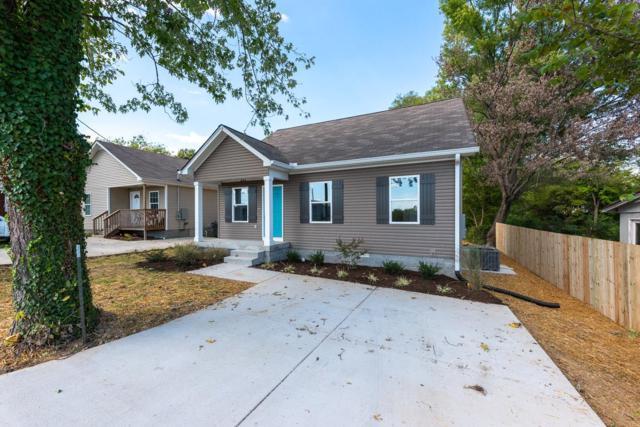 805 17th Avenue E, Springfield, TN 37172 (MLS #1990101) :: John Jones Real Estate LLC