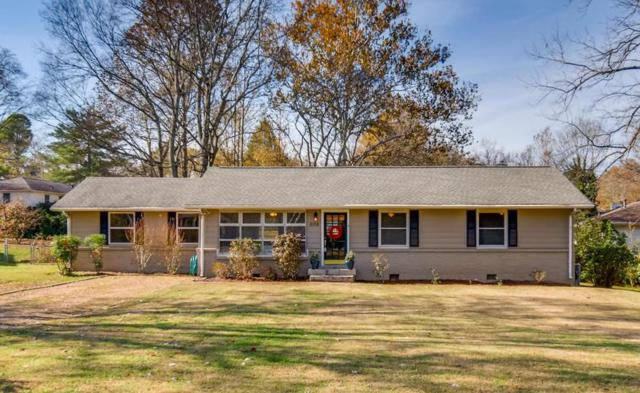 5128 Stallworth Dr, Nashville, TN 37220 (MLS #1990305) :: The Milam Group at Fridrich & Clark Realty