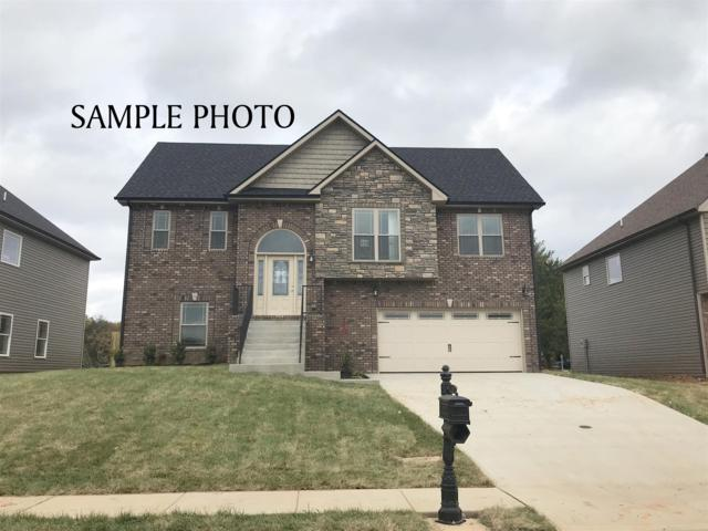 459 Autumnwood Farms, Clarksville, TN 37042 (MLS #1990650) :: John Jones Real Estate LLC