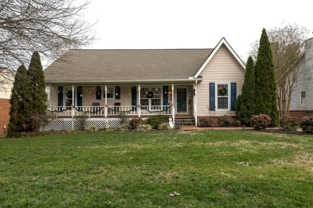 1168 Hunters Chase Dr, Franklin, TN 37064 (MLS #1991003) :: HALO Realty