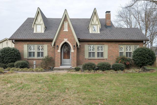 919 Malquin Dr, Nashville, TN 37216 (MLS #1991928) :: John Jones Real Estate LLC