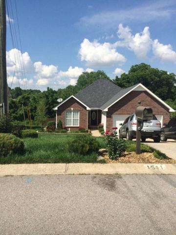 1511 Tylertown Rd, Clarksville, TN 37040 (MLS #1992693) :: John Jones Real Estate LLC