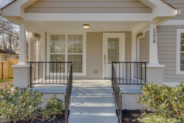 1228 N 2nd St, Nashville, TN 37207 (MLS #1993286) :: DeSelms Real Estate