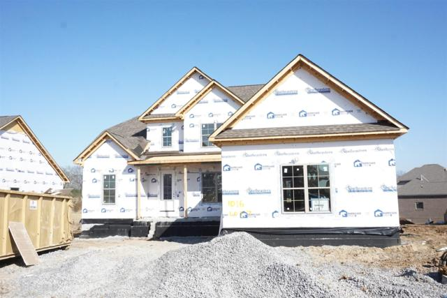 1016 Appaloosa Way Lot 7, Gallatin, TN 37066 (MLS #1993380) :: John Jones Real Estate LLC