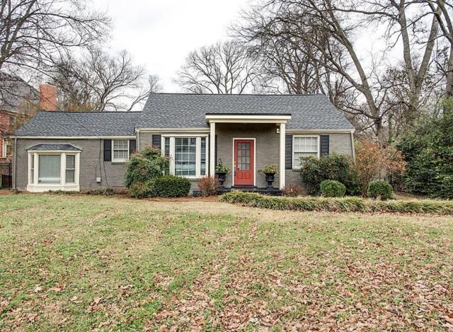 965 Graybar Ln, Nashville, TN 37204 (MLS #1993681) :: John Jones Real Estate LLC