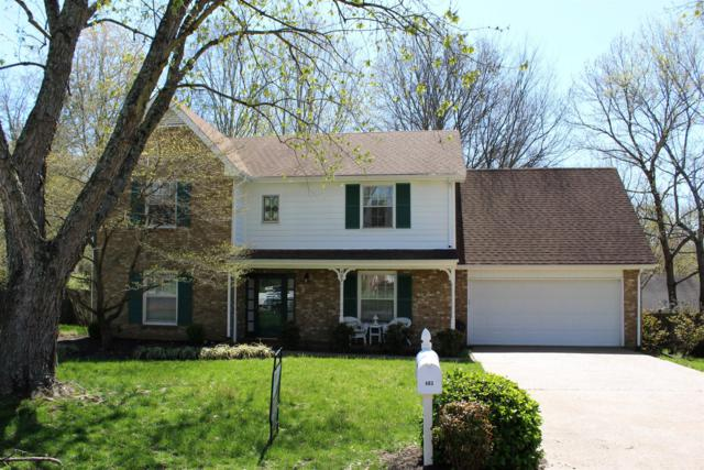 403 Maplewood Dr, Franklin, TN 37064 (MLS #1994178) :: Nashville on the Move