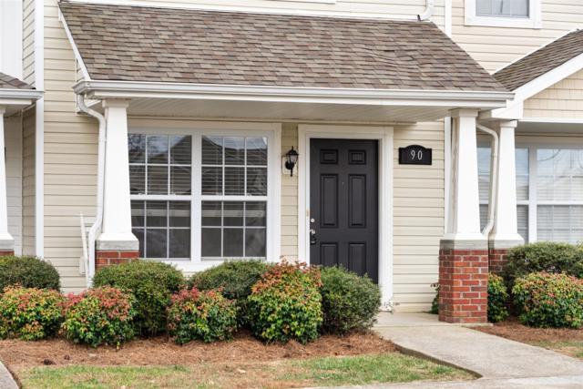 90 John Sevier Ave, Clarksville, TN 37040 (MLS #1995015) :: John Jones Real Estate LLC