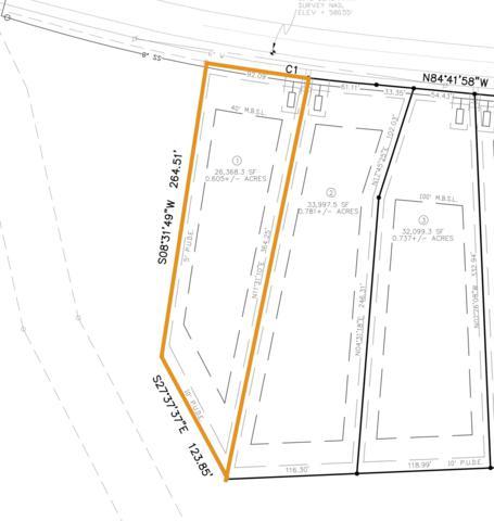 0 Mires Rd - Lot 1, Mount Juliet, TN 37122 (MLS #1995432) :: Team Wilson Real Estate Partners