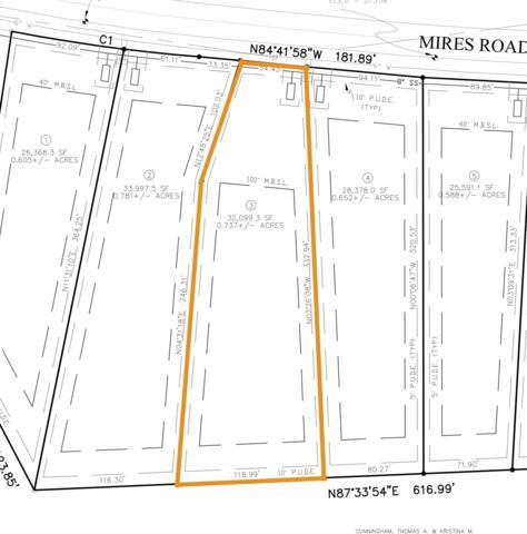 0 Mires Rd - Lot 3, Mount Juliet, TN 37122 (MLS #1995434) :: Team Wilson Real Estate Partners