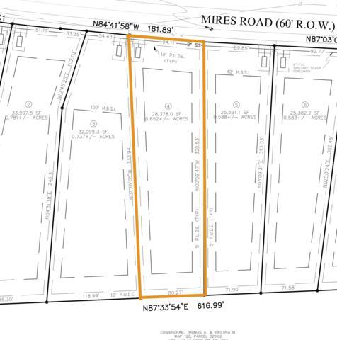 0 Mires Rd - Lot 4, Mount Juliet, TN 37122 (MLS #1995435) :: Team Wilson Real Estate Partners
