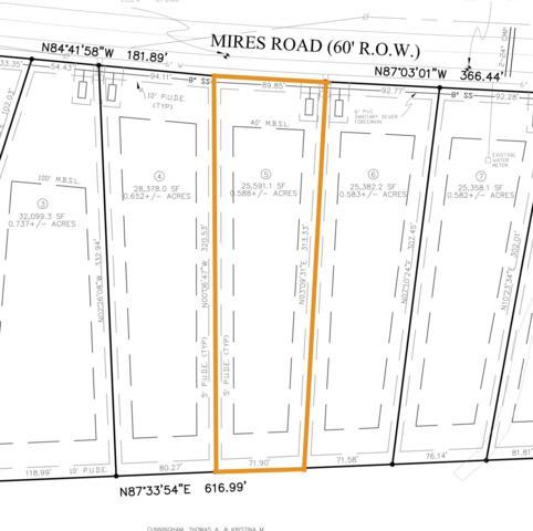 0 Mires Rd - Lot 5, Mount Juliet, TN 37122 (MLS #1995436) :: Team Wilson Real Estate Partners