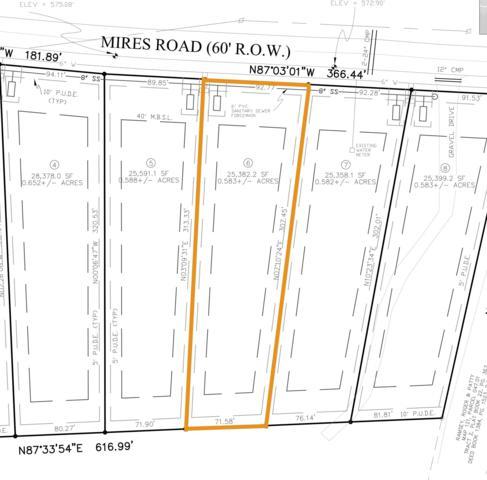 0 Mires Rd - Lot 6, Mount Juliet, TN 37122 (MLS #1995437) :: Team Wilson Real Estate Partners