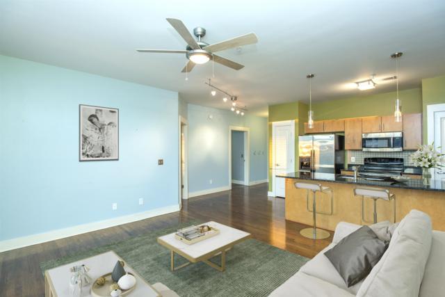 817 3Rd Ave N Unit 308, Nashville, TN 37201 (MLS #1995510) :: John Jones Real Estate LLC
