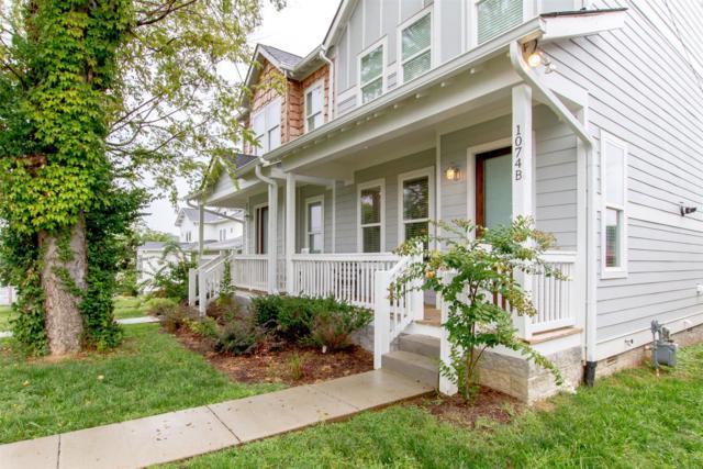 1074 B Zophi St, Nashville, TN 37216 (MLS #1995615) :: Team Wilson Real Estate Partners