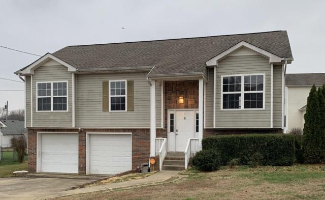 911 Dolphin Ln, Clarksville, TN 37043 (MLS #1996378) :: Valerie Hunter-Kelly & the Air Assault Team