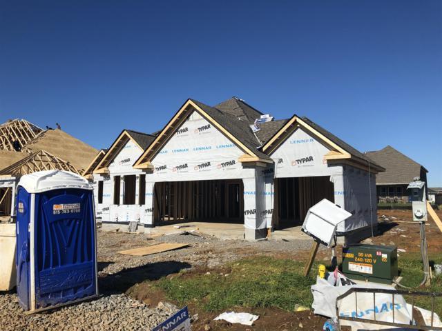 933 Sapphire Drive Lot 161C, Murfreesboro, TN 37128 (MLS #1996861) :: Team Wilson Real Estate Partners